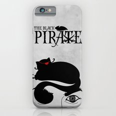 The Black Pirate iPhone 6s Slim Case