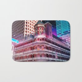 Space Brisbane City - The Down Under Bar on Edward Street Bath Mat