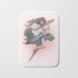 Lady Leda Bath Mat