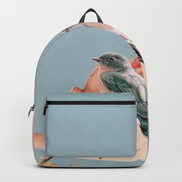 Birds on Hand Backpack