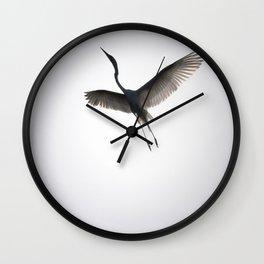 Into the Light Wall Clock