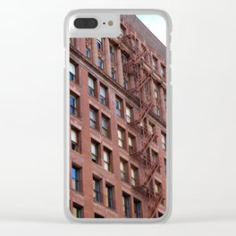 Stairs Clear iPhone Case