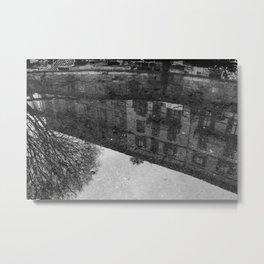 Porta Venezia Metal Print