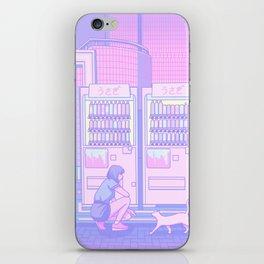 Vending Machines iPhone Skin