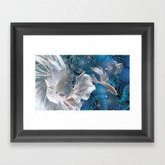 Three Wishes Framed Art Print