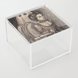 Mourning Light Acrylic Box