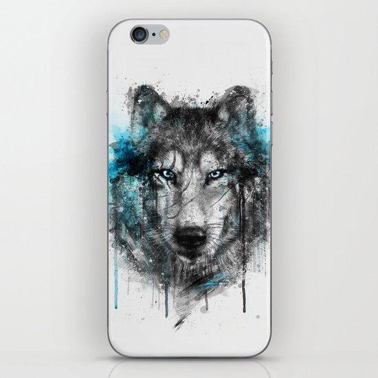 Alpha. iPhone & iPod Skin