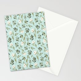 Minted Cotton Stationery Cards