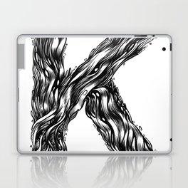 The Illustrated K Laptop & iPad Skin