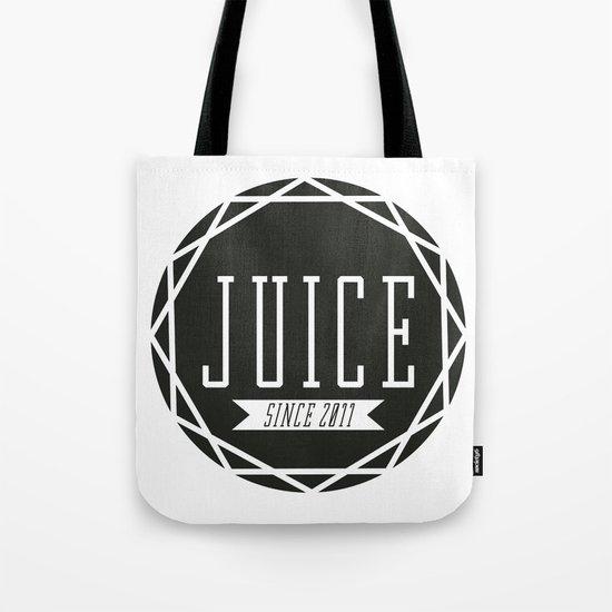 Juice Emblem Tote Bag