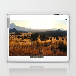 Sawtooth Mountains - New Mexico Laptop & iPad Skin