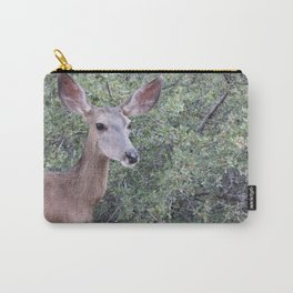 Mule Deer Mama Carry-All Pouch