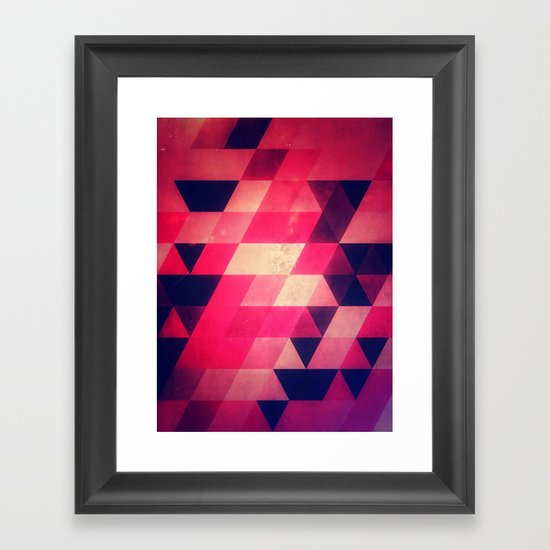 ryds Framed Art Print