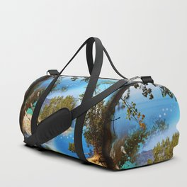 sleeping bear dunes MI Duffle Bag