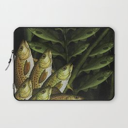 Cod Lily Laptop Sleeve