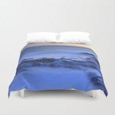 Blue seaside Duvet Cover