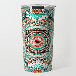 Illuminated Consciousness Travel Mug