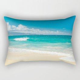 Hawaii Beach Treasures Rectangular Pillow