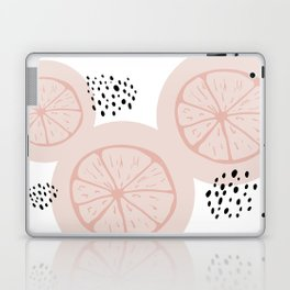 Elizabeth - white Laptop & iPad Skin