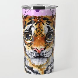 Baby tiger Travel Mug
