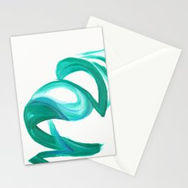 Drifting in the Sea #1 Stationery Cards