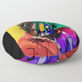 Lil Uzi Vert Floor Pillow