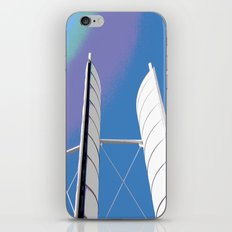 Metal Sails #1 iPhone & iPod Skin