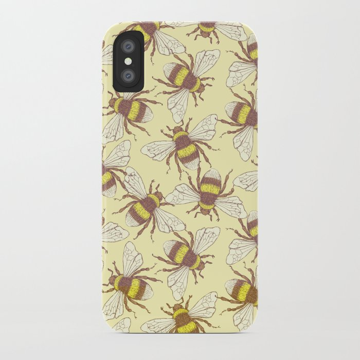 Bees! iPhone Case