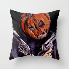I'm Your Boogeyman Throw Pillow