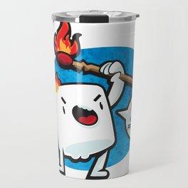 Marshmallow Revolt Travel Mug