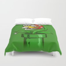 WRONG PIPE Duvet Cover
