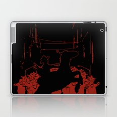 Zombie Crossing Laptop & iPad Skin