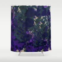 frames Shower Curtains featuring Frames by helenanattestad