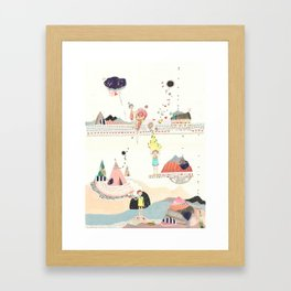 The Best of Times... Framed Art Print