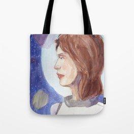 Space veiw Tote Bag