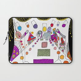 stage fright Laptop Sleeve