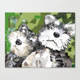 Ollie and Gus Canvas Print