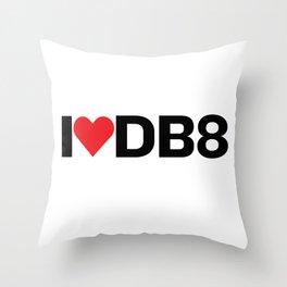 I ♥ Debate Throw Pillow