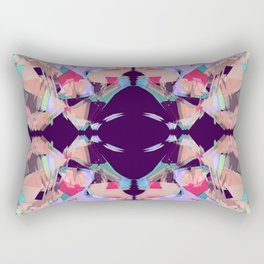 Bohemian art Rectangular Pillow