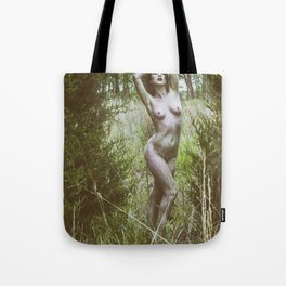 Siren in Nature Tote Bag
