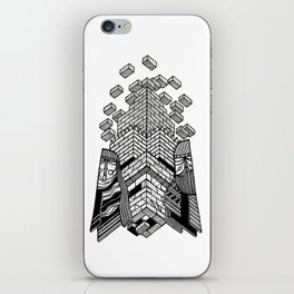 Babel iPhone Skin