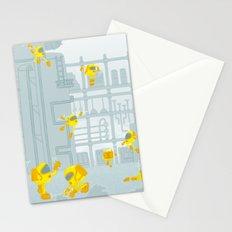 Smoldering Catalyst Stationery Cards
