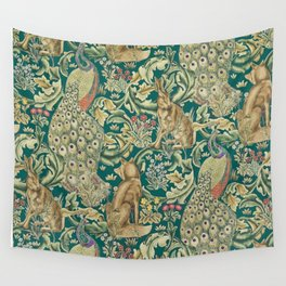 The Forest  William Morris Wall Tapestry