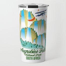 Augrabies Falls National Park South Africa Travel Mug