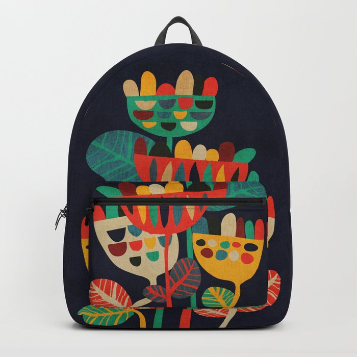 Wild Flowers Backpack