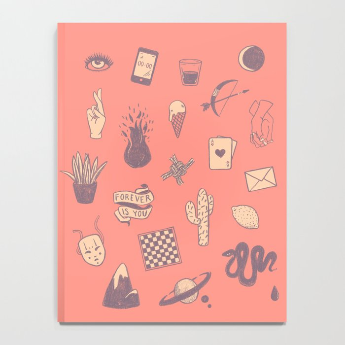 This Is Not A Love Story Notebook