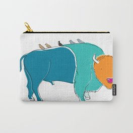 Bristol Bison Carry-All Pouch