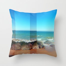 Cape Henlopen Throw Pillow