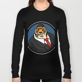 Mafia gangster gift robber Cosa Nostra Long Sleeve T-shirt