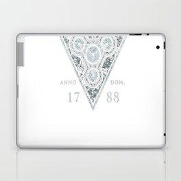 The Room Three - Grey Holm T-Shirt Laptop & iPad Skin